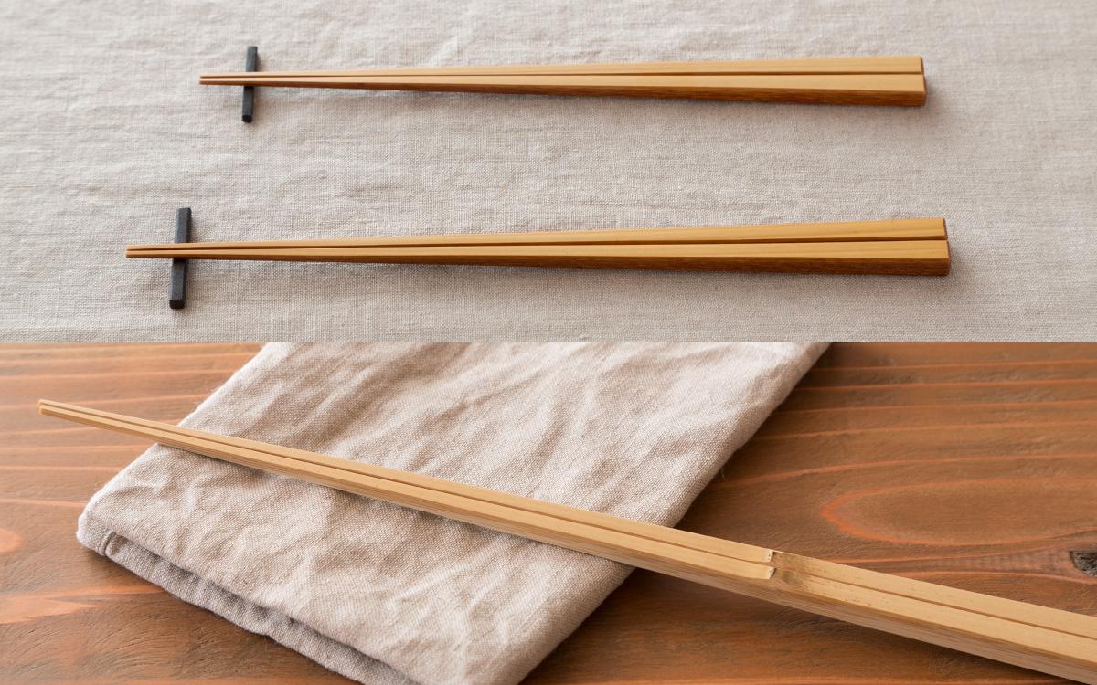 竹箸取り箸